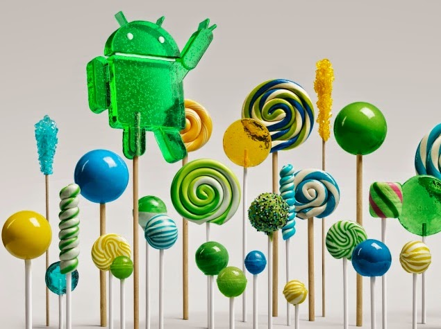 Android 5.0 Lollipop Starts Rolling Out | TekkiPedia