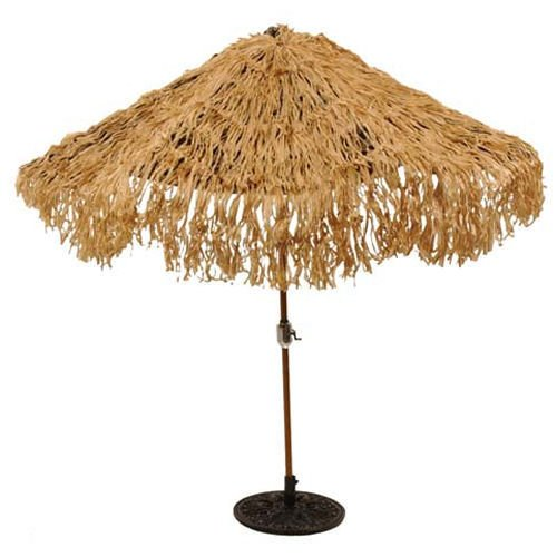 Original Artificial Grass Grasslands Road Raffia Tiki