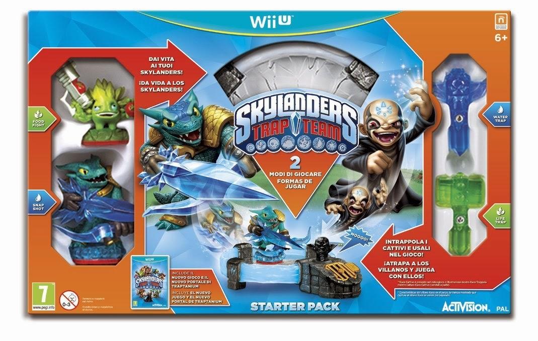 Starter Pack WiiU Normal