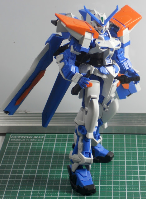 Bandai HGGS 1/144 MBF-P03 Blue Frame Astray Second L
