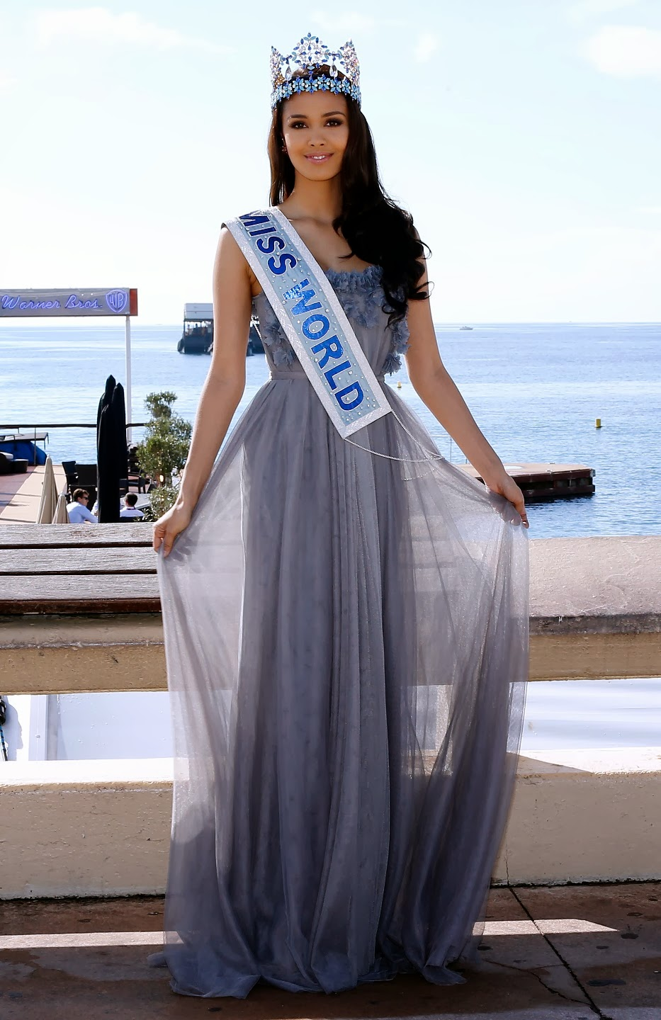 Megan Young Miss World 2013 in Cannes