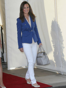 Pippa Middleton: The New Face of Hudson Jeans - - 230,000 Members for Facebook Page Pippa Middleton Ass Appreciation Society