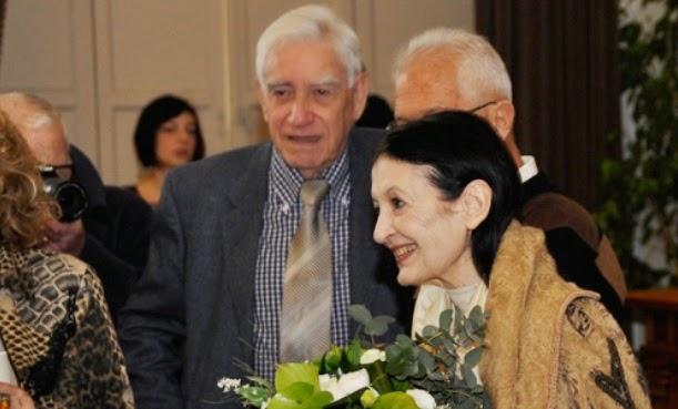 UNIME RICORDA MARIA LUISA SPAZIANI. CARLA FRACCI OSPITE D'ONORE