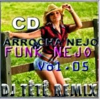 CD Arrocha Nejo & Funk Nejo Vol. 5 2014