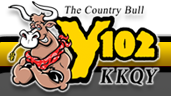 KKQY FM The Country Bull Y102