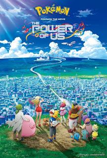 Pokémon, o Filme: O Poder de Todos Legendado Online