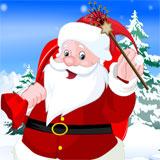 เกมส์แต่งตัวลุงซานต้า