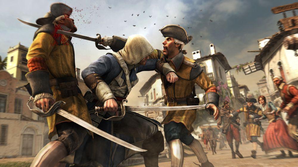 Assassins Creed IV PS4