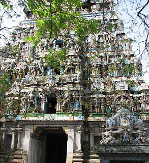 Picture of Vaitheeswaran Temple, Angaraka or Mars Navagraha Temple in Tamilnadu