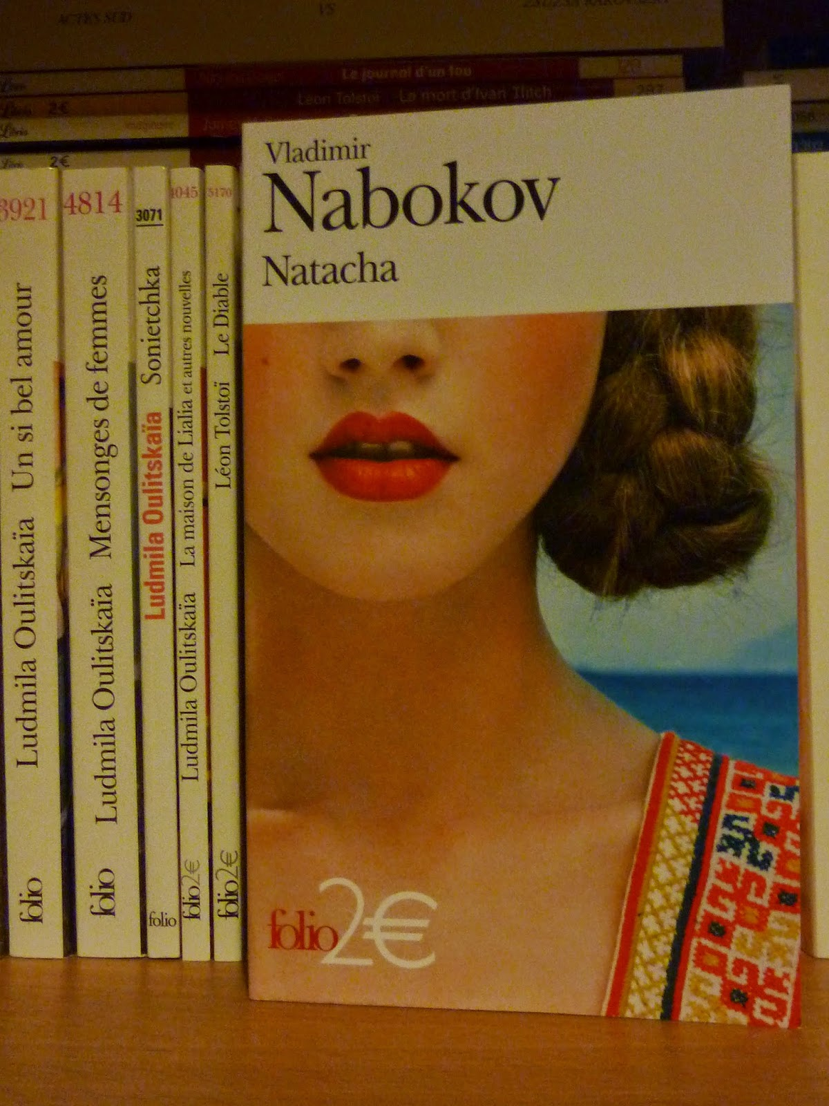 Natacha et autres nouvelles - Nabokov