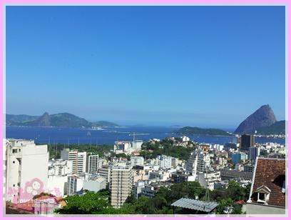 Parque das Ruínas em Santa Teresa no Rio de Janeiro