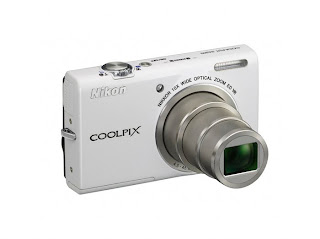 Nikon Coolpix S6200 White