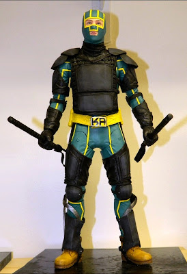 NECA Kick-Ass in Armor Figure