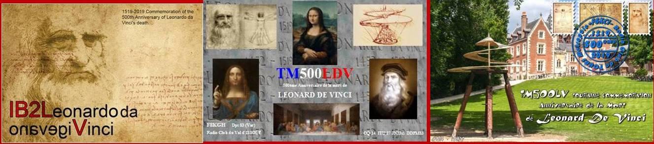 IB2L TM500LDV TM500LV, Leonardo da Vinci