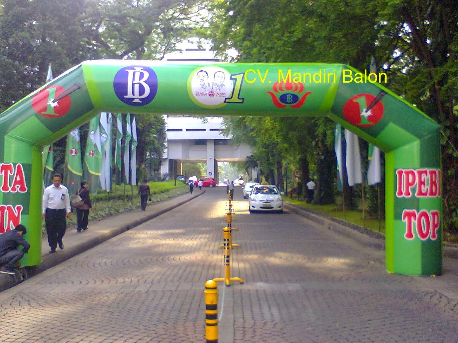 BALON GAPURA BANK INDONESIA