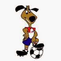 Mascote da Copa do Mundo realizada nos Estados Unidos em 1994: o cão Striker.