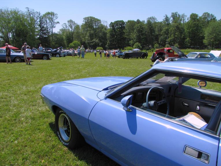 Codman Estate Lincoln Ma Car Show