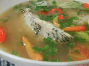 Resep Masakan Ikan Gurame Asam Pedas