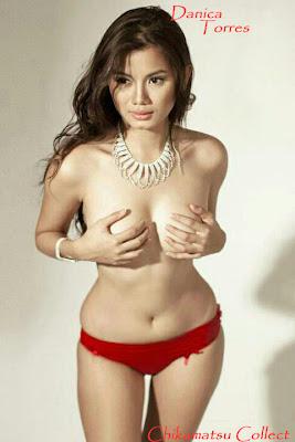 danica torres +5 45 foto bugil artis Philipina danica torres super seksi Dan hot