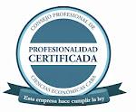 Profesionalidad Certificada