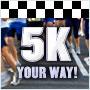 5K Your Way Running training on 2/9/2012