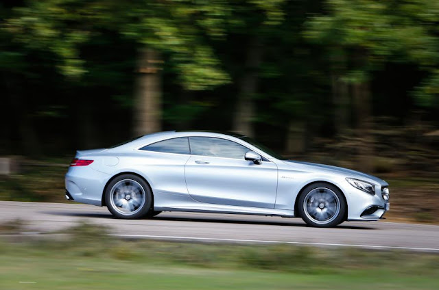 2015 Mercedes-AMG S63 Coupe