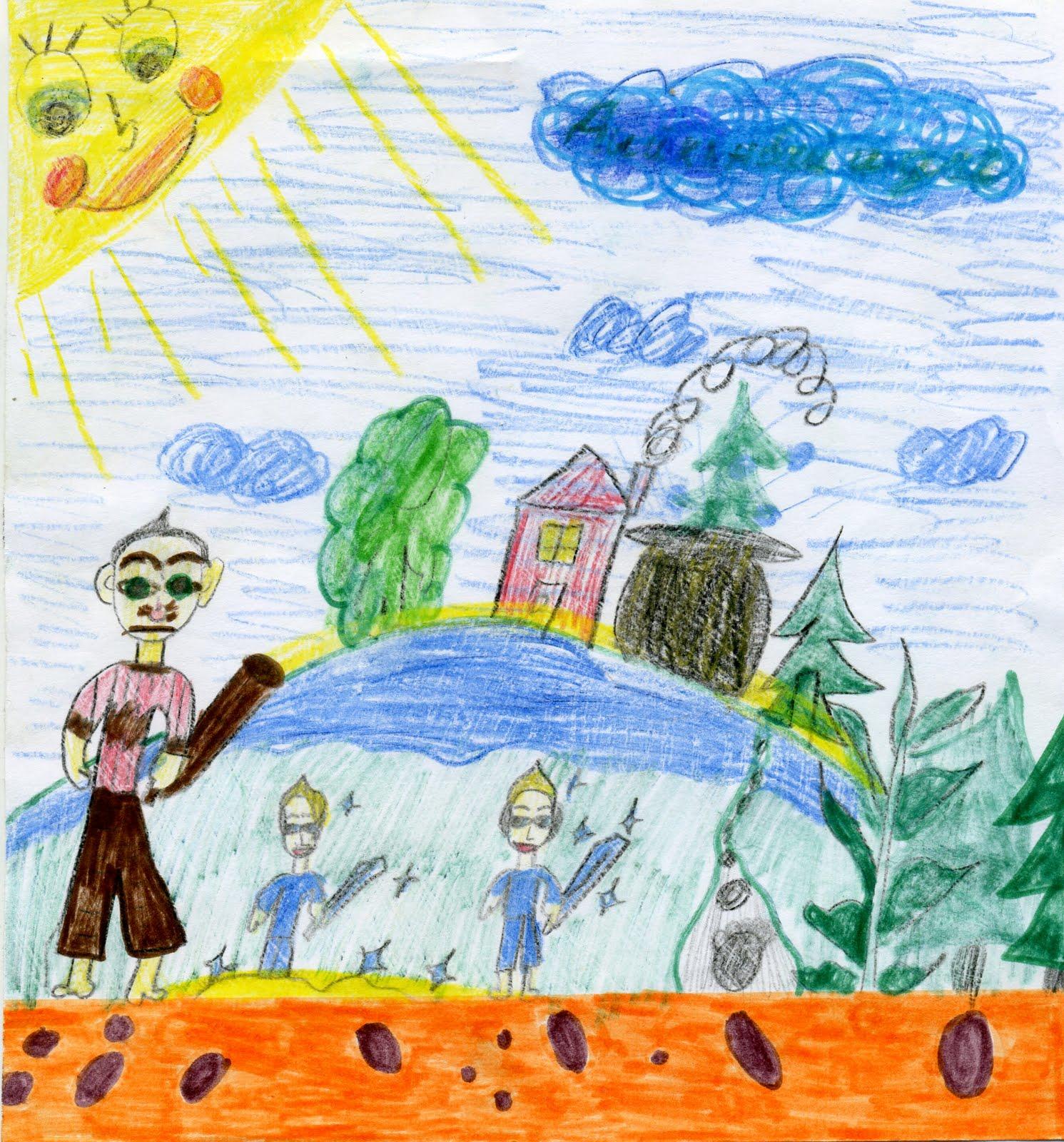 Детские Могучие Детские Могучие Раскраска домов-теремов