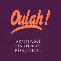 Oulah ! l'application dédiée aux rappels de produits en France.
