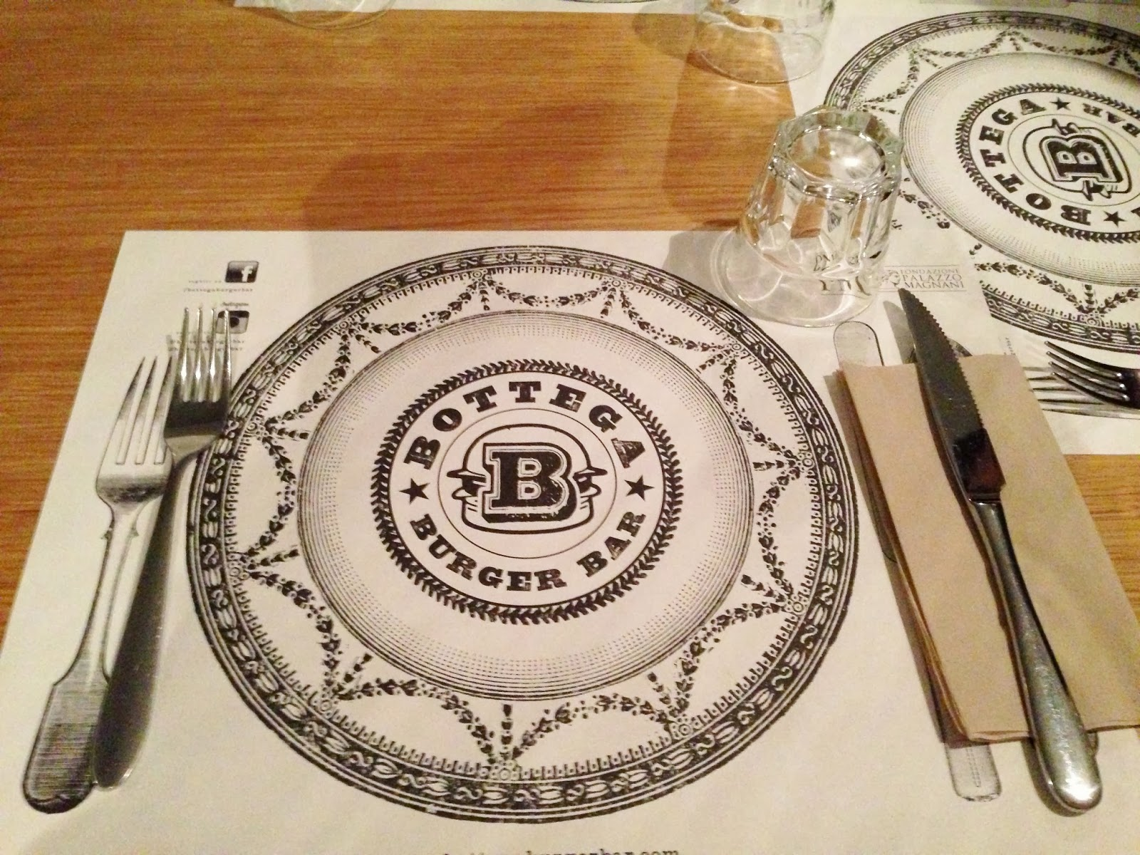 bottega burger bar, reggio emilia
