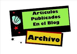 Todos los artículos publicados en el Blog