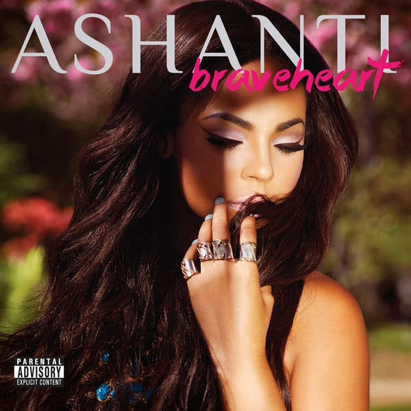 Ashanti - Braveheart (Deluxe Edition)   Cover