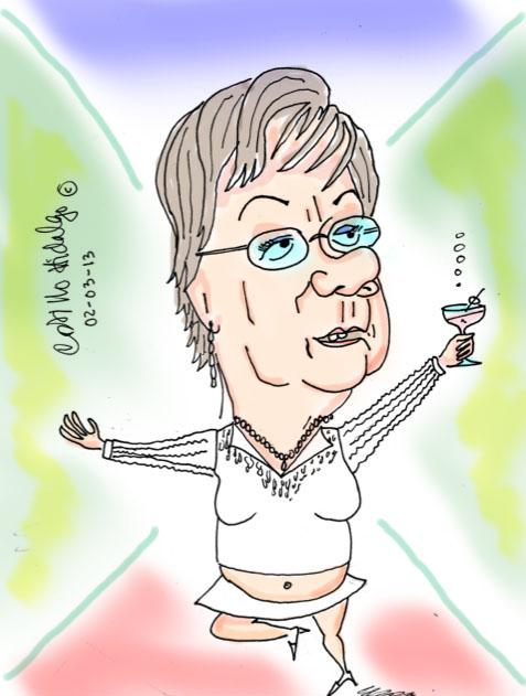 Diputada Bailarina