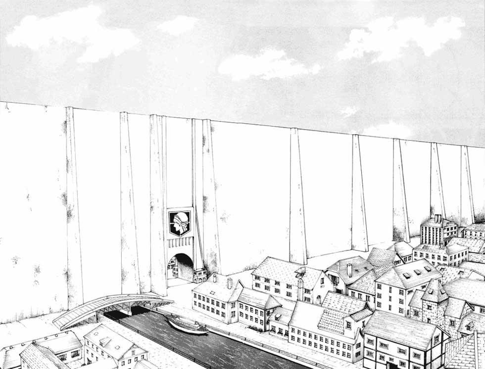 Komik manga 22 23 shounen manga shingeki no kyojin