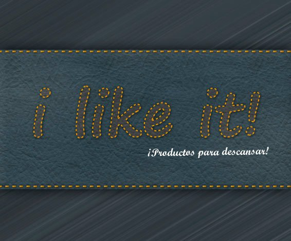 i like it! Productos para descansar