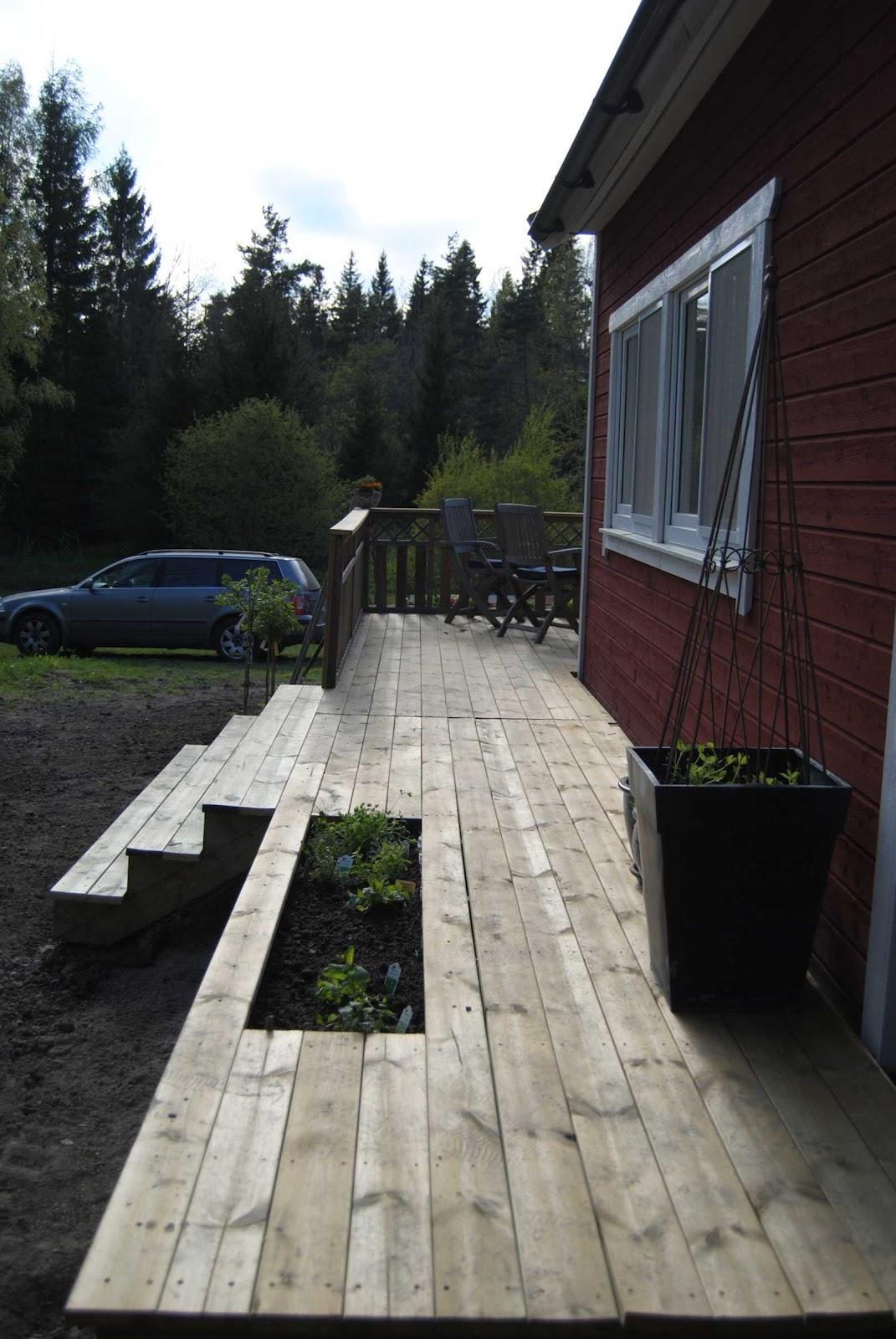 Toppen av linan 131723410600 Höjd Räcke Altan, Få idéer, exempel ...