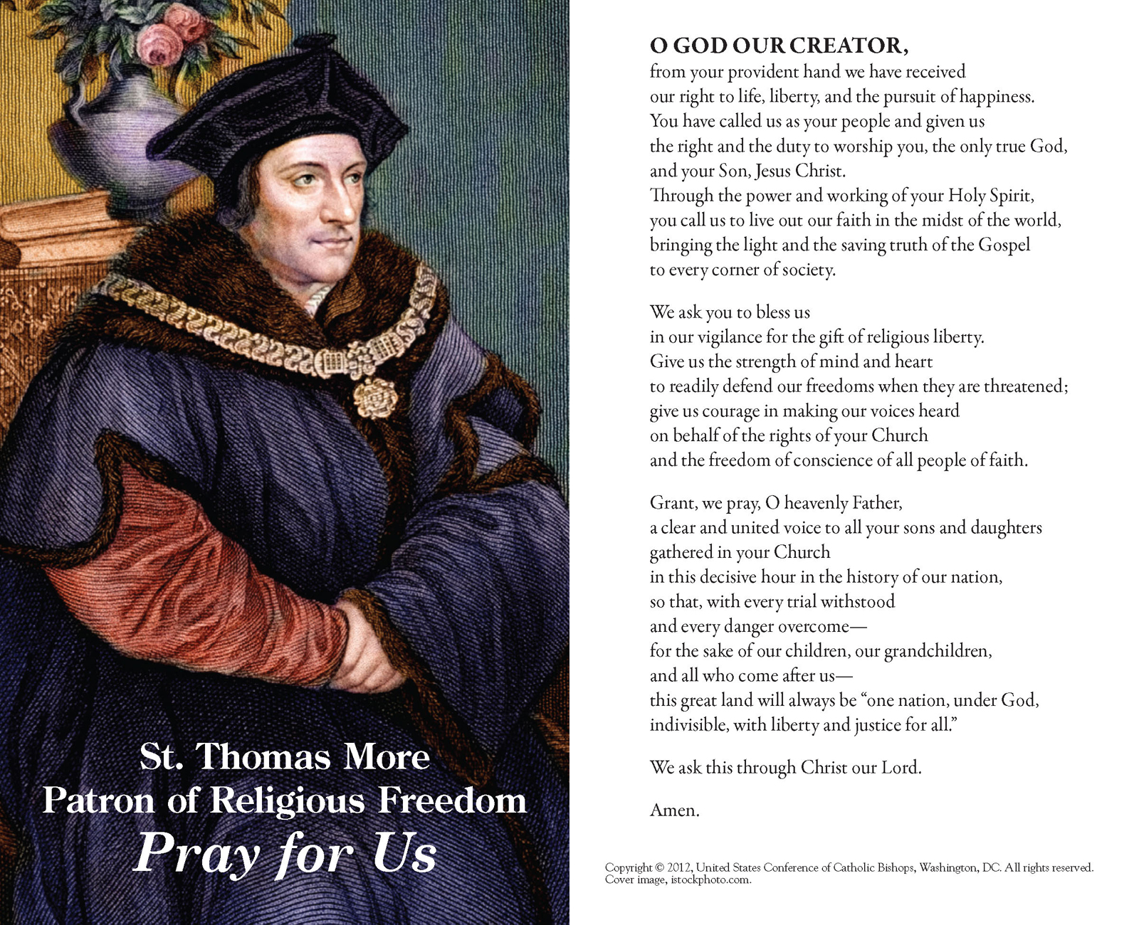 a biography of saint thomas more an english lawyer social philosopher author statesman and renaissan Sir thomas more ( / m r/ 7 february 1478 - 6 july 1535), also known by catholics as saint thomas more, was an english lawyer, social philosopher, author, statesman and noted renaissance humanist.