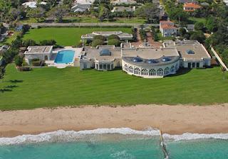 Maison de l'Amitie di Palm Beach milik Donal Trump