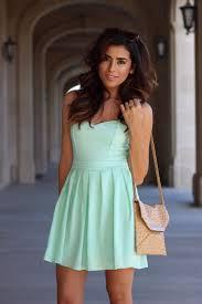 mint green vestido curto
