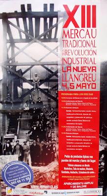Asturias con niños, a dónde vamos hoy: al Mercaú de la Revolución Industrial en La Nueva