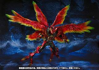Bandai SIC Kamen Rider OOO TaJaDol Anhk Version Exclusive Figure