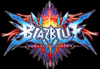 blazblue chrono phantasma logo E3 2013   BlazBlue: Chrono Phantasma (PS3) Logo & E3 2013 Trailer