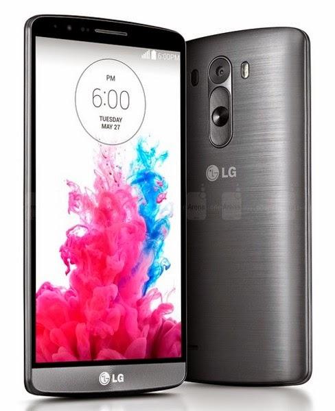 Spesifikasi dan Harga LG G3 D850