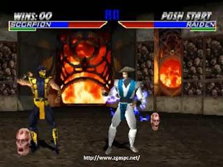 Free Downlaod Mortal Kombat 4 PS1 Untuk PC Full Version ZGASPC