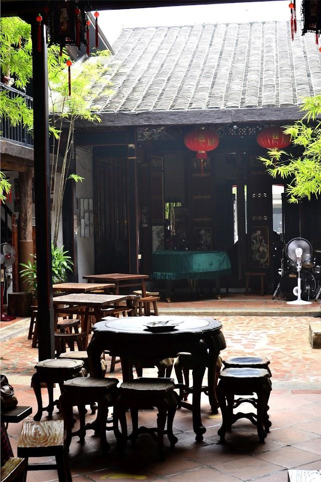 Cheng Ho Tea House, Melaka