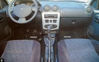 interior Renault Logan Luxe 1.6