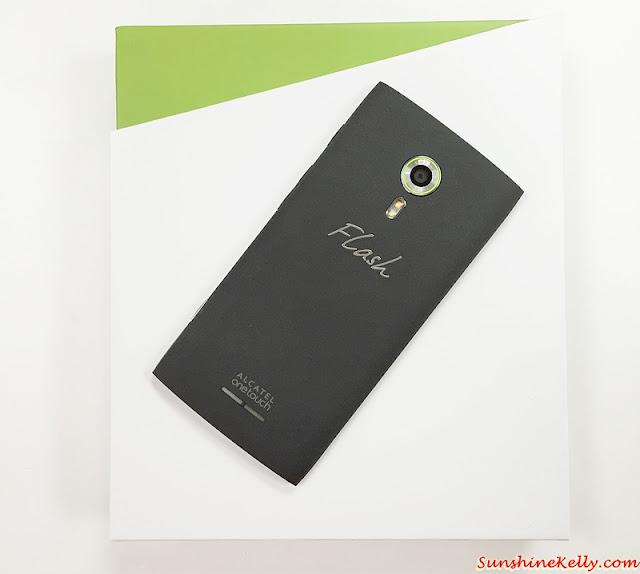 Unboxing Alcatel Flash 2, alcatel Flash 2, Alcatel smartphone