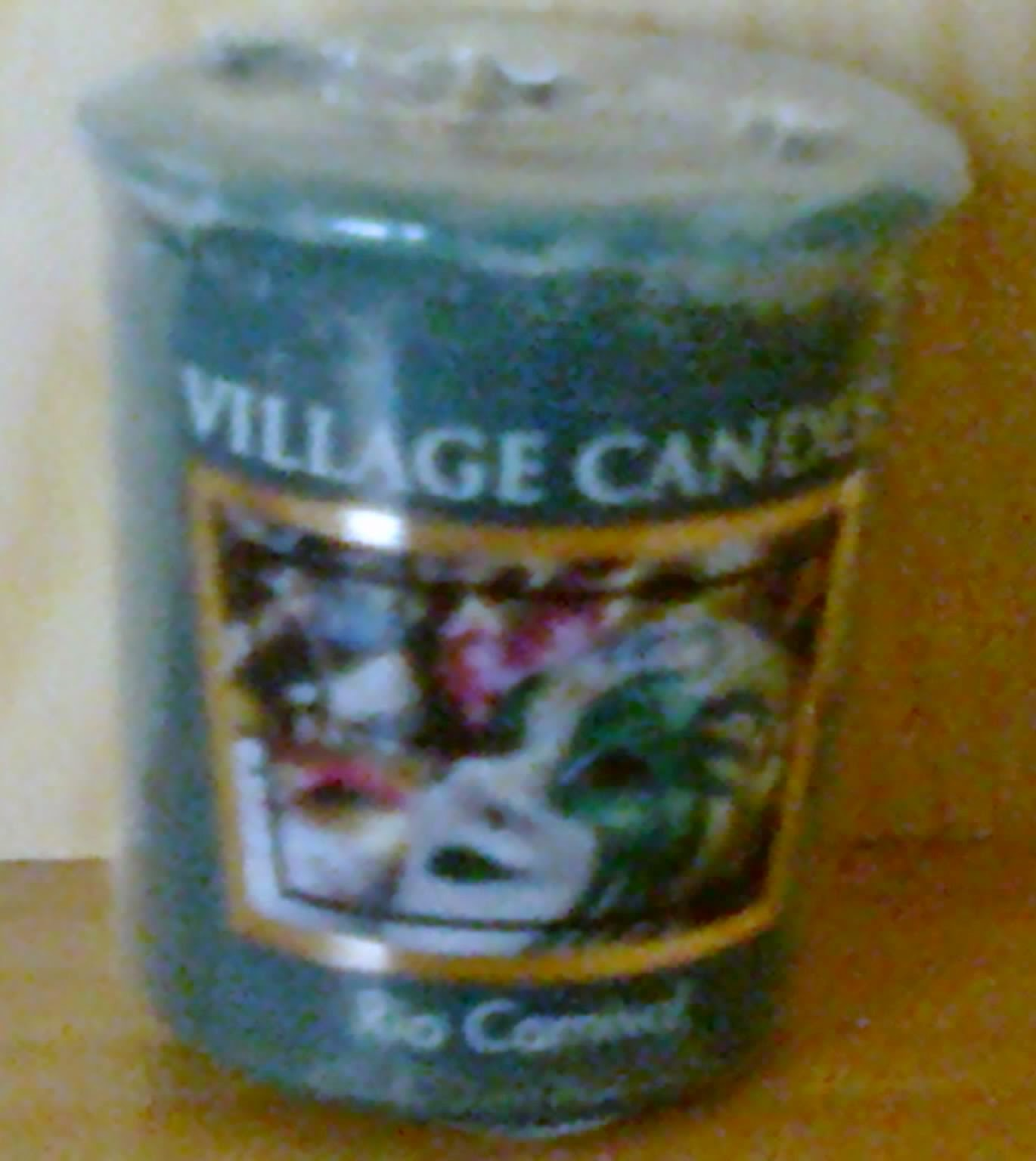 Rio Carnival Village Candle