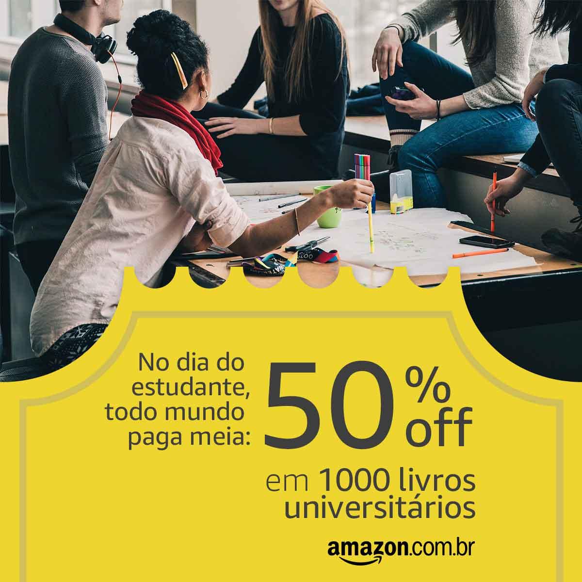 DIA DO ESTUDANTE AMAZON