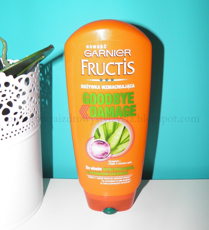 Odżywka Goodbye Damage Garnier Fructis