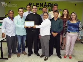 Câmara Municipal de Baraúna realiza última Sessão de 2015; Veja o que foi destaque
